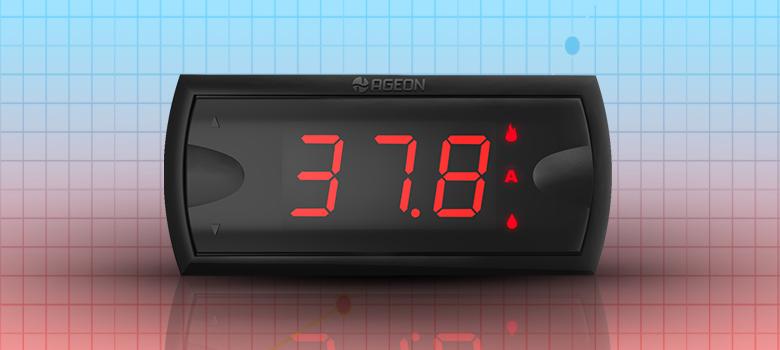 Controle de Temperatura e Umidade com o Controlador K103 PID U