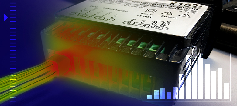 Análise termográfica: como a ligação incorreta pode torrar seu termostato