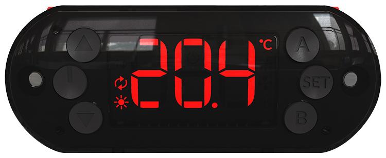 Controladores de Temperatura Linha Black