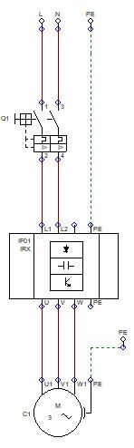 Como realizar o aterramento do inversor IRX Pro no climatizador?