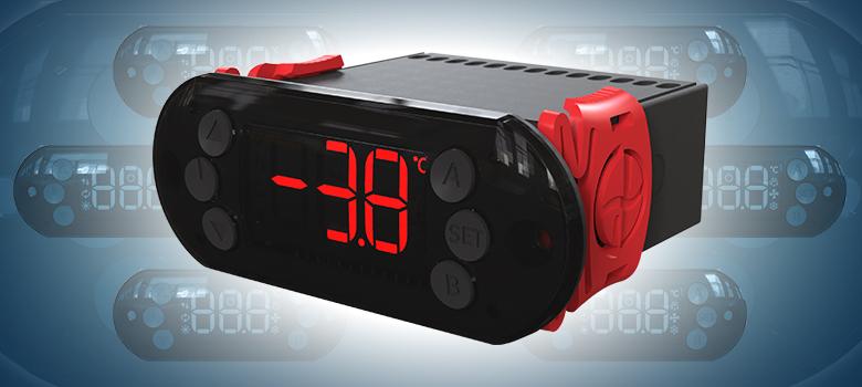 Linha Black A103: o controlador de temperatura 6 em 1 da Ageon
