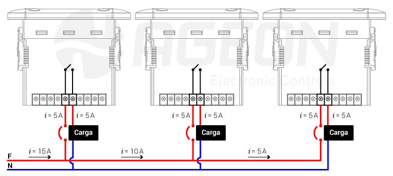 Ligação correta dos termostatos digitais