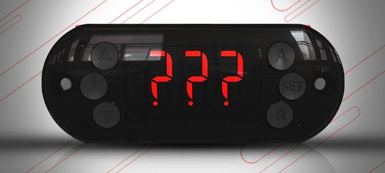 Como calibrar o sensor do controlador de temperatura