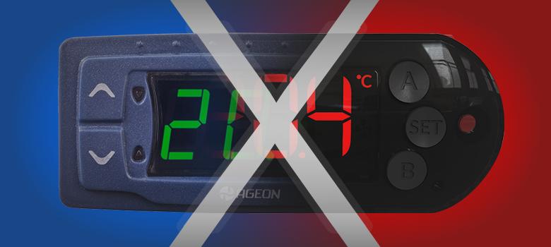 Qual o melhor: termostato on-off ou termostato PID?