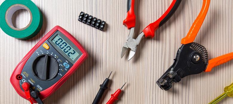 Ferramentas utilizadas para manutenção de esteiras ergométricas