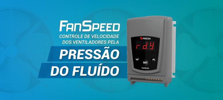 FanSpeed: Controle de velocidade dos ventiladores pela pressão do fluído