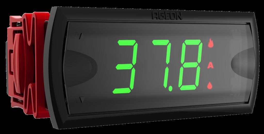 Controlador de temperatura e umidade K103 PID U para chocadeiras